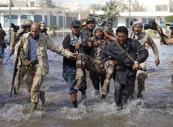 リビア:証人を生かしたままにしないで
