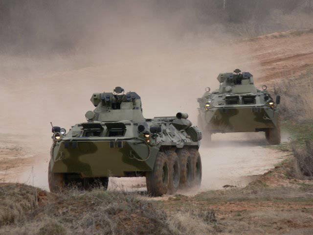 2020の前にロシアの地上部隊に数十の新隊形が登場するでしょう