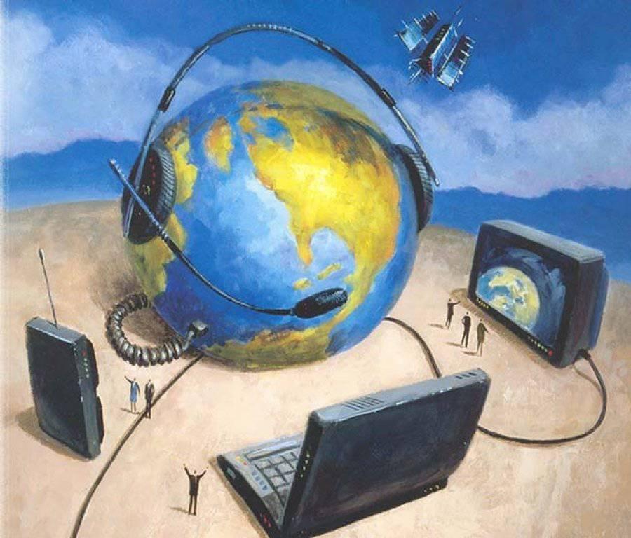 Первая мировая информационная война (1943-1991)»