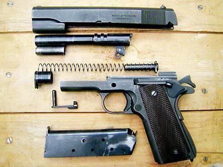 """О пистолете ТТ и """"плагиате"""" в"""
