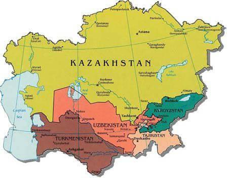La questione centroasiatica è un vantaggio