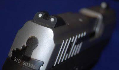 Пистолеты компании Taurus серии Millennium