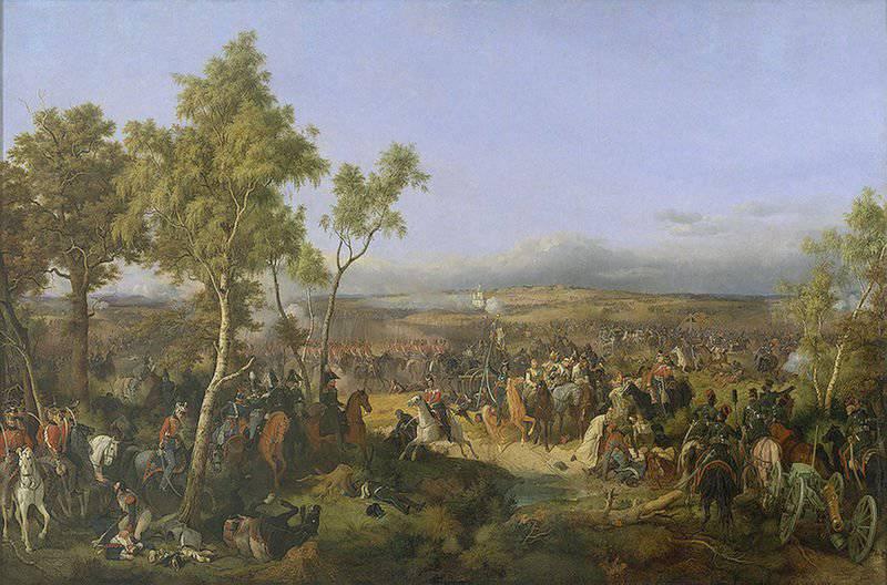 Тарутинское сражение 6 (18) октября 1812 года