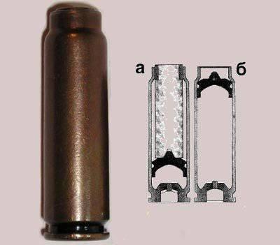 サイレントリボルバーOTs-38