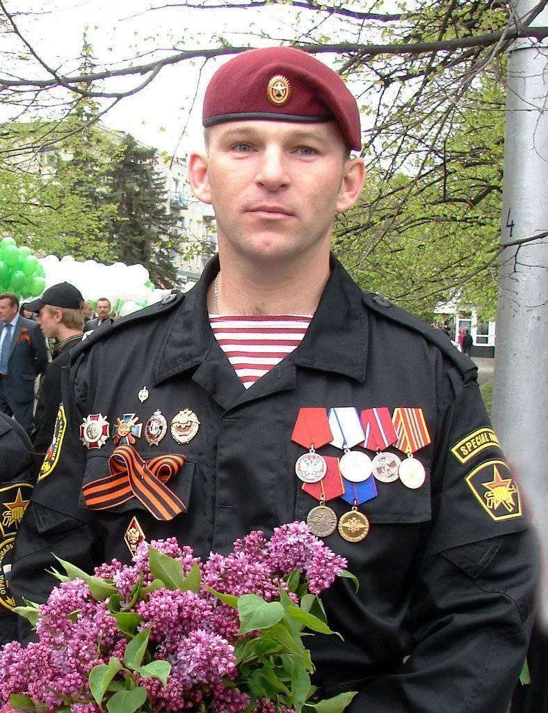 アンドレイレネフ。 一人の兵士の物語