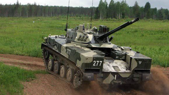 ウラジミールシャマノフは空中戦闘車両を守った