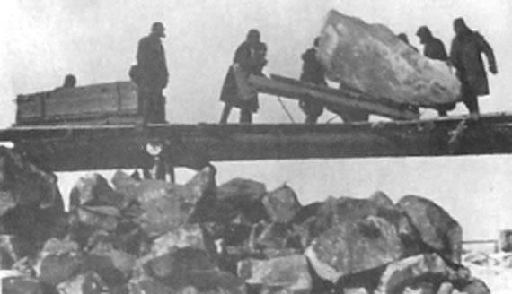グラグ - スターリン時代のソビエト経済の基盤は?