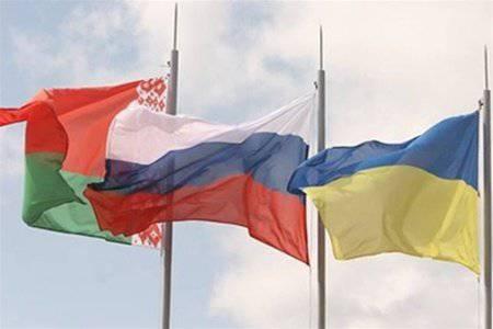 Украина, Россия, Белоруссия: мечта о воссоединении