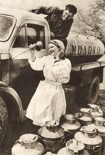 Какими были советские женщины?