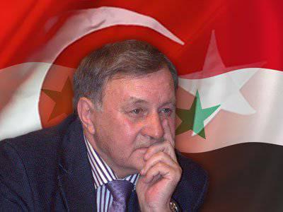 Stanislav Tarasov:トルコの「シリアの時間の問題」