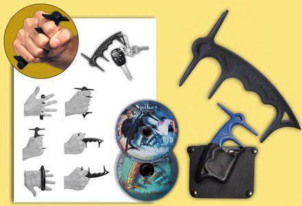 Попаданцу в копилку: Кастетное оружие.