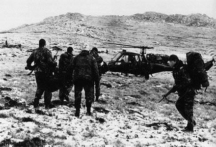 Operações Especiais: Raid on Pebble Island