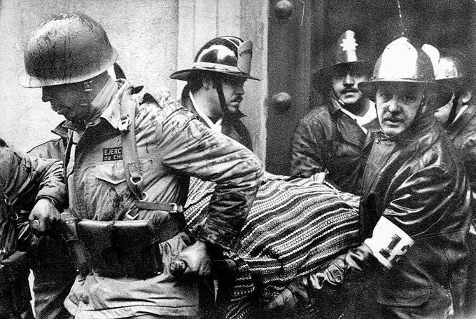 Salvador Allende: la vie et la mort