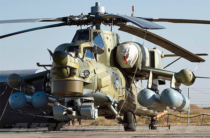 Best in class: Mi-28H and AH-64D Apache Longbow