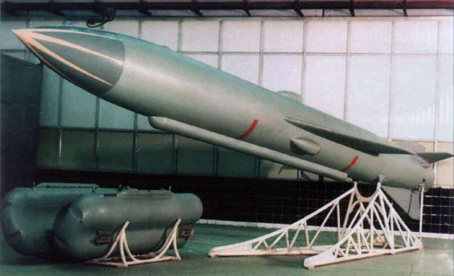 क्रूज एंटी-शिप मिसाइल P-70 एमेथिस्ट