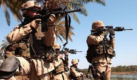 アメリカは軍をヨルダンに移す