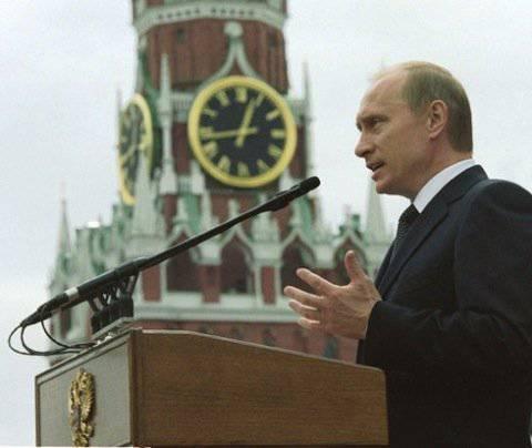 なぜロシアで彼らは権力について言います