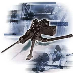 Browning Heavy Machine Gun M2 and his successors