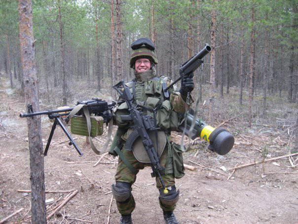फिनलैंड: रूसी भालू के लिए आगे?