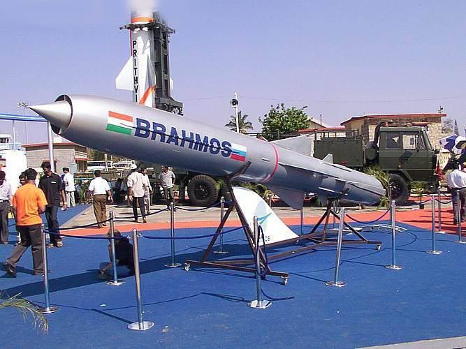 ロシアとインドが飛行中のBramosテスト飛行テストを開始しています
