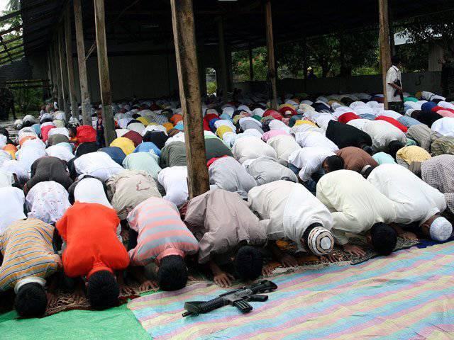 イスラム教徒は新たな勝利を収めました