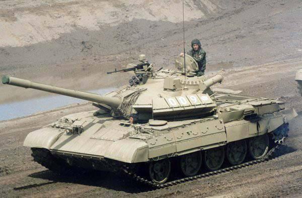 管理された戦車兵器の複合体9K116-1要塞