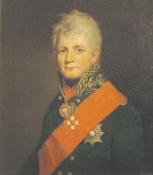 Amiral Chichagov sur la mer et sur terre