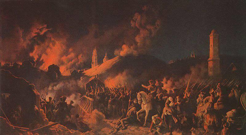 Dirección del Norte: Segunda batalla de Polotsk (18 - 20 de octubre 1812)