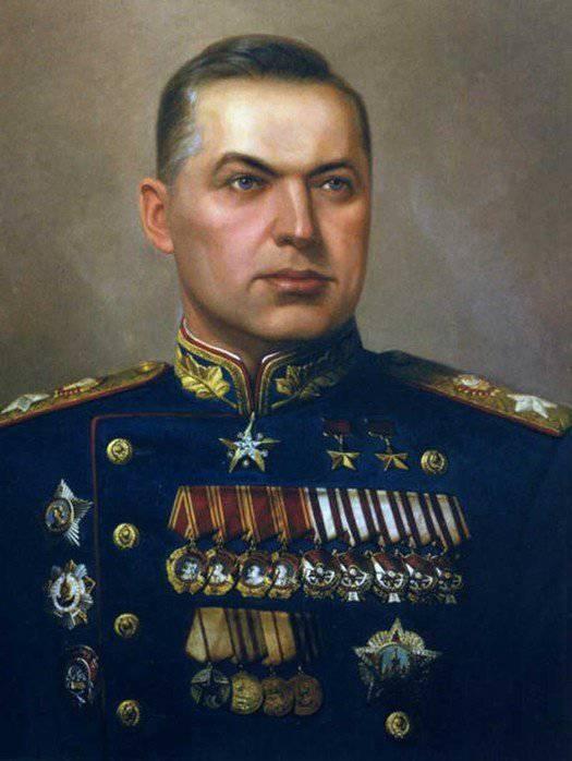 KK Rokossovsky  - ソビエト時代のBagration