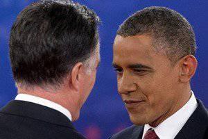 Obama wins second round of debate