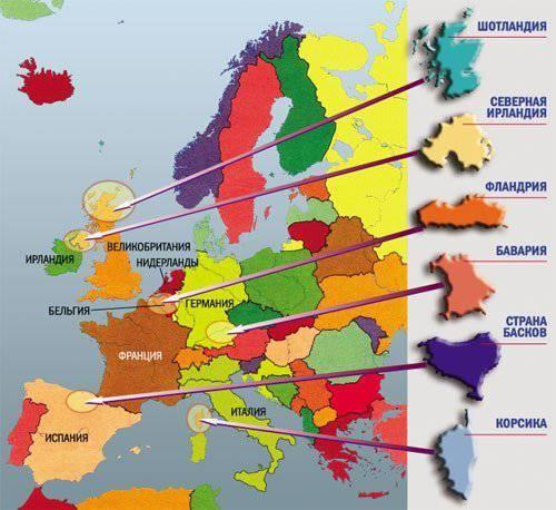 Европа на пути к фашистской империи