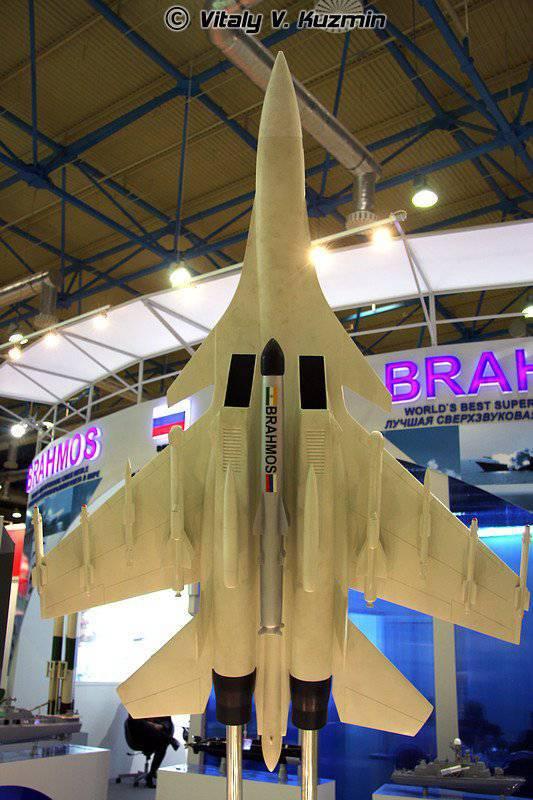 """India comprará un lote de proyectiles y misiles rusos """"BrahMos"""" por un monto total de 1,5 mil millones."""