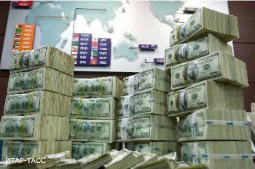 外国に関して償却された負債はロシアに利益をもたらしますか?