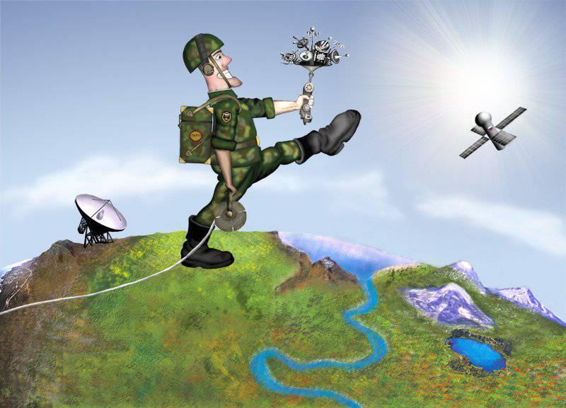 Octubre 20 - Día de las Comunicaciones Militares.
