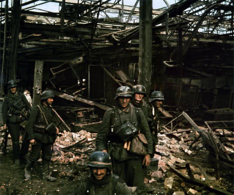 Stalingrado Outubro 1942 do ano