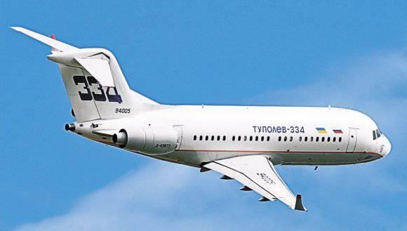 TU-334 vs. Pólos de Inacessibilidade