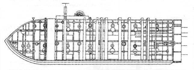 Proyecto del submarino Chernovsky.