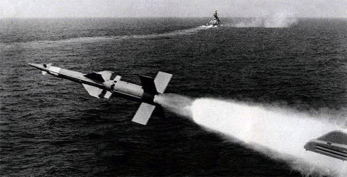 Универсальный ракетный комплекс M-1 Волна
