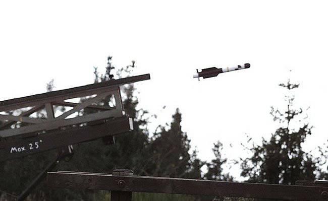 Pruebas de misiles KFK