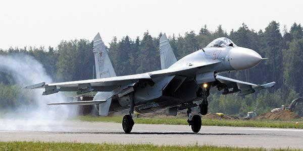 """La marca de aviones """"Su"""" sigue siendo la base de la flota de la Fuerza Aérea Rusa y el principal producto de exportación"""