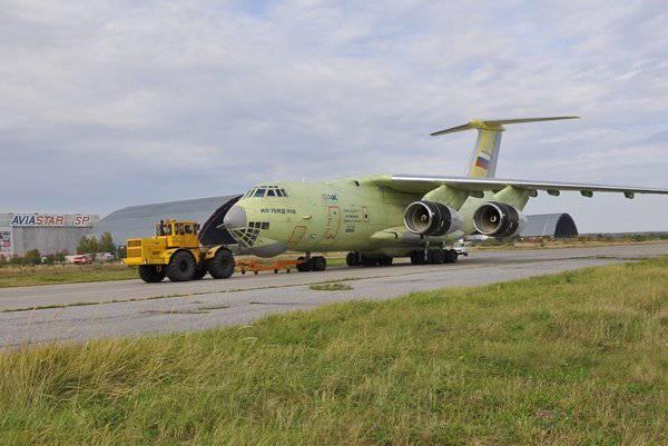 IL-76MD-90A (Produkt 476)