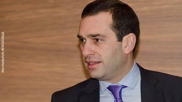 Alasania pretende reduzir o número do exército georgiano