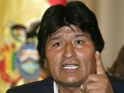 बोलिविया के राष्ट्रपति ने अमेरिकी कूटनीति के बारे में पूरी सच्चाई बताई