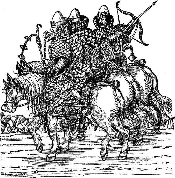 利沃尼亚战争的胜利与失败
