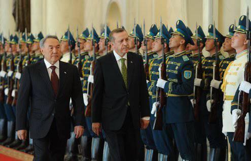 Le Kazakhstan et l'attrait du pankurkisme