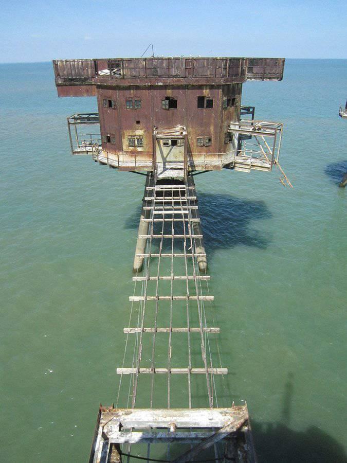 Fortes do mar de Mansella
