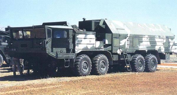 "Sistema de controle automatizado de brigada de mísseis antiaéreos de defesa aérea de SV ""Polyana-D4"""
