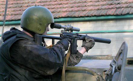 Durante la operación especial en Kazan, fueron asesinados los sospechosos de intentar el mufti de Tatarstán.