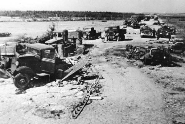 1941年 ボリソフの防衛