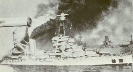 ¿Cómo hundieron los británicos a la flota francesa aliada?